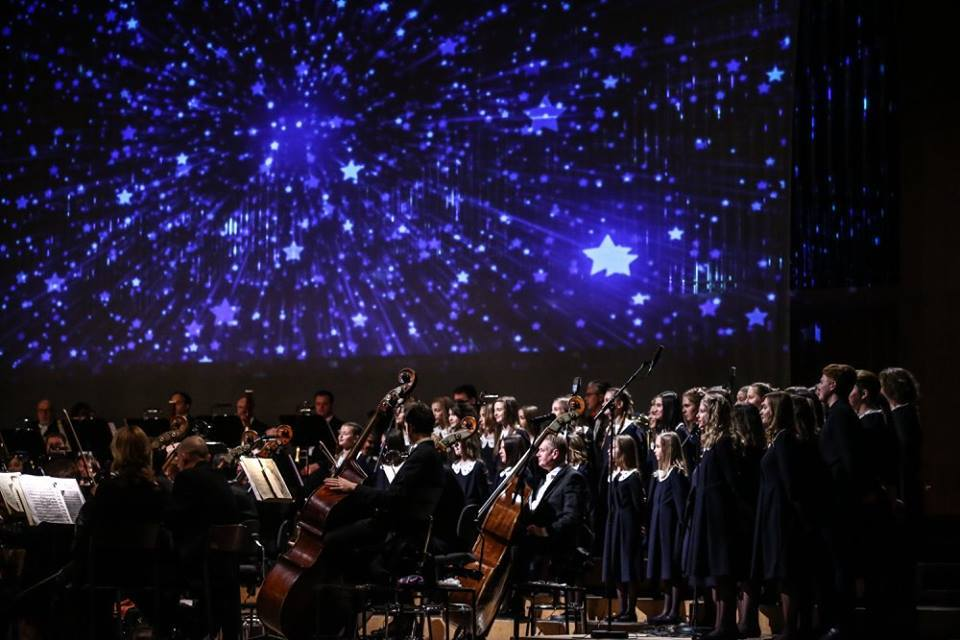 PHILHARMONIC BALL AT LISINSKI AND A NEW YEAR'S CONCERT AT SALZBURG'S GROßES FESTSPIELHAUS